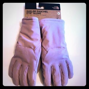 The North Face- Shelbe Raschel E Tip Glove/lilac